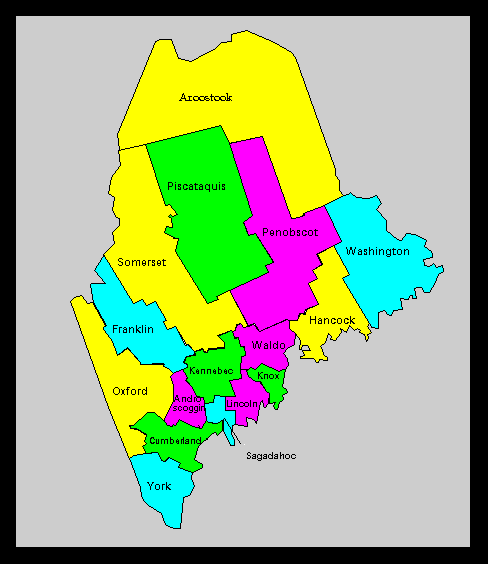 16 Counties